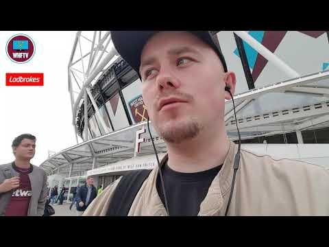 'Losing Antonio Cost Us' West Ham 2 Tottenham 3 instant reaction