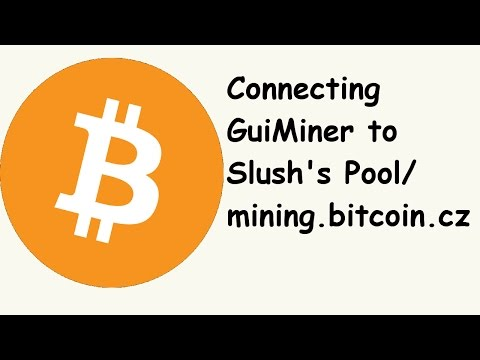 Why Won't My GuiMiner Work With Slush's Pool? The Answer Is Here!