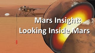 Mars Insight - Digging Into The Martian Interior