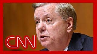 Lindsey Graham drops an F-bomb on live TV