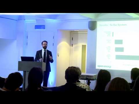 Energy Live 2014: Building a new energy economy with demand response