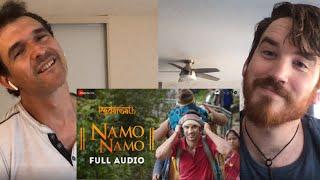 Sushant Singh Rajput's NAMO NAMO - SONG REACTION!!   Kedarnath