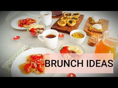 Come preparare un brunch 4 idee semplici e veloci per un for Preparare un brunch