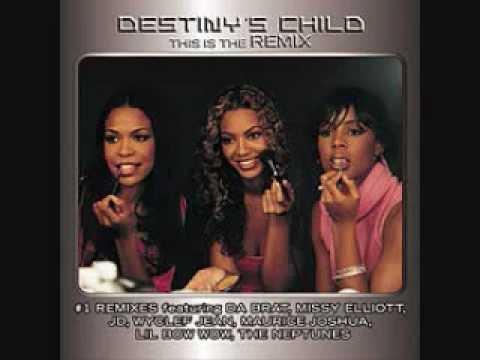 Michelle Williams//Destiny's Child-Heard A Word (Bonus Track) This is the Remix album (2002)
