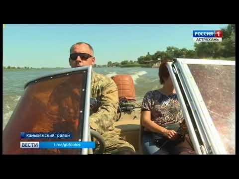 В Астраханской области введены новые нормы вылова