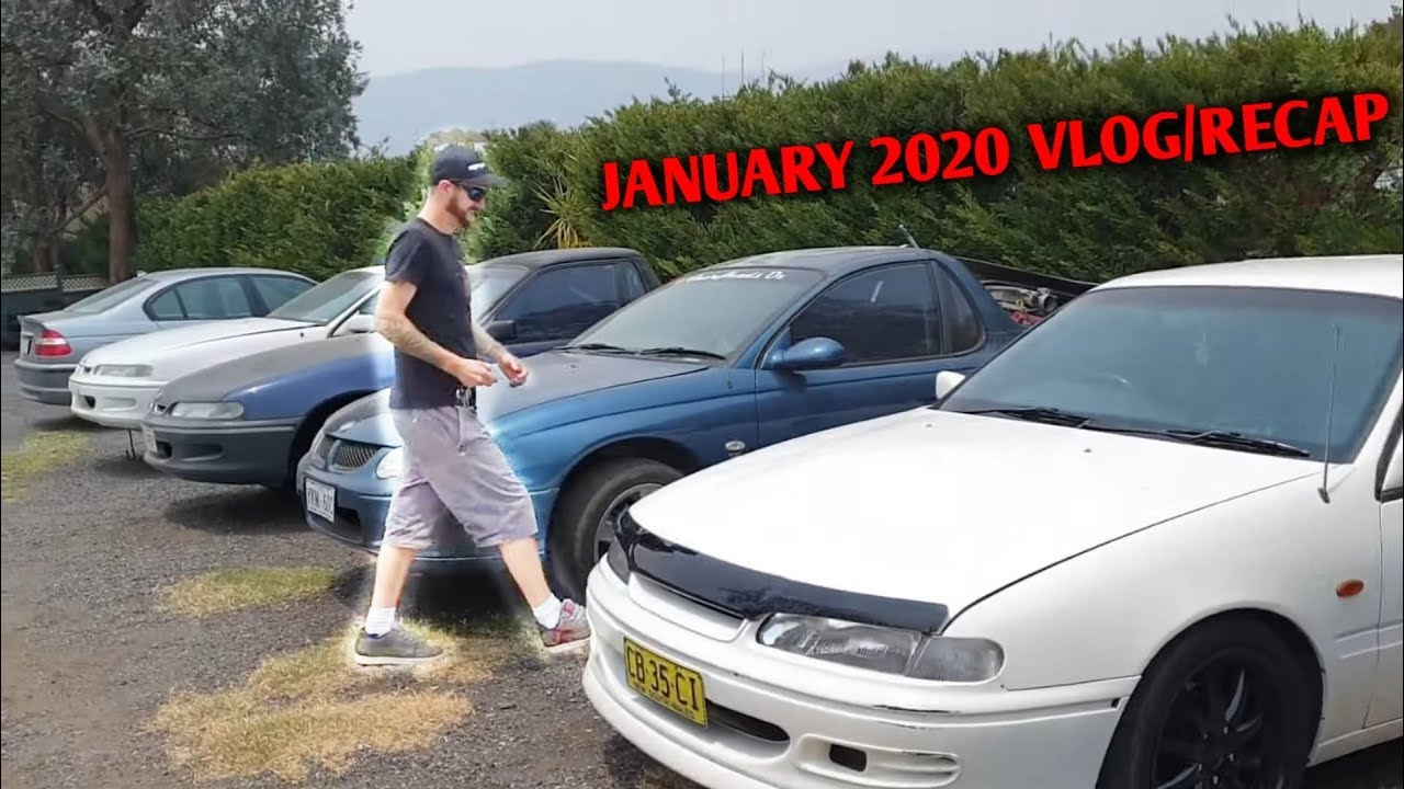 January 2020 Was WILD! GearHeadsVlog/Unseen Footage Compilation!
