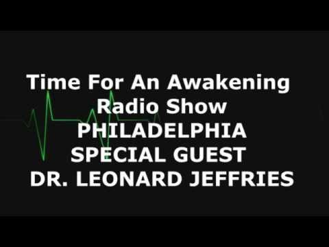 White Supremacy  - Dr. Leonard Jeffries  - Time For An Awakening Radio