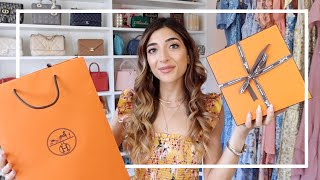 Hermes Unboxing | My First Hermes Bag! | Amelia Liana