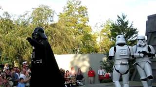 Vader Dances to Hammer You Can