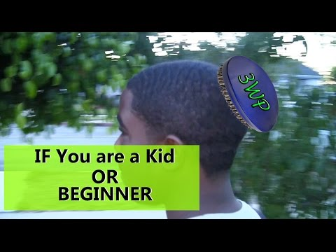 How to get 360 Waves if you're a Kid or Beginner!