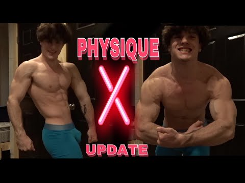 FULL BODY Update || Longest Workout EVER!! || Teen Bodybuilding at it's Finest