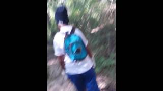 Trying to find a clown in the woods part 1