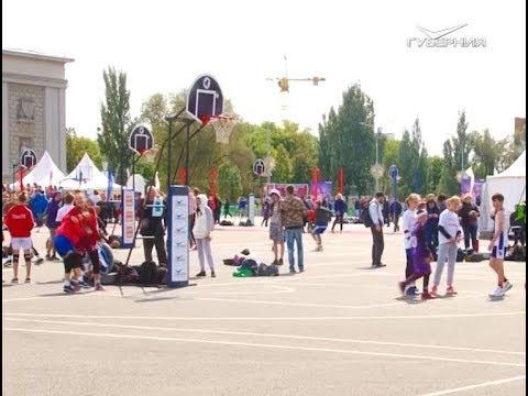 Самые яркие моменты турнира 3х3 Samara Open. Новости Губернии от 30 августа