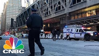 NYC's Port Authority Remains Closed Following Explosion | CNBC