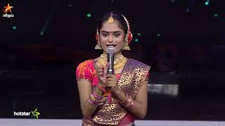 Dancing Super Stars-Vijay tv Show