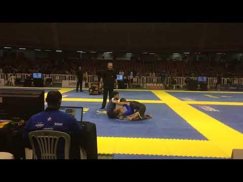 Breno Rodrigues (G.a fight jiu jitsu) x Daniel anjos (Caio terra association Brasil)