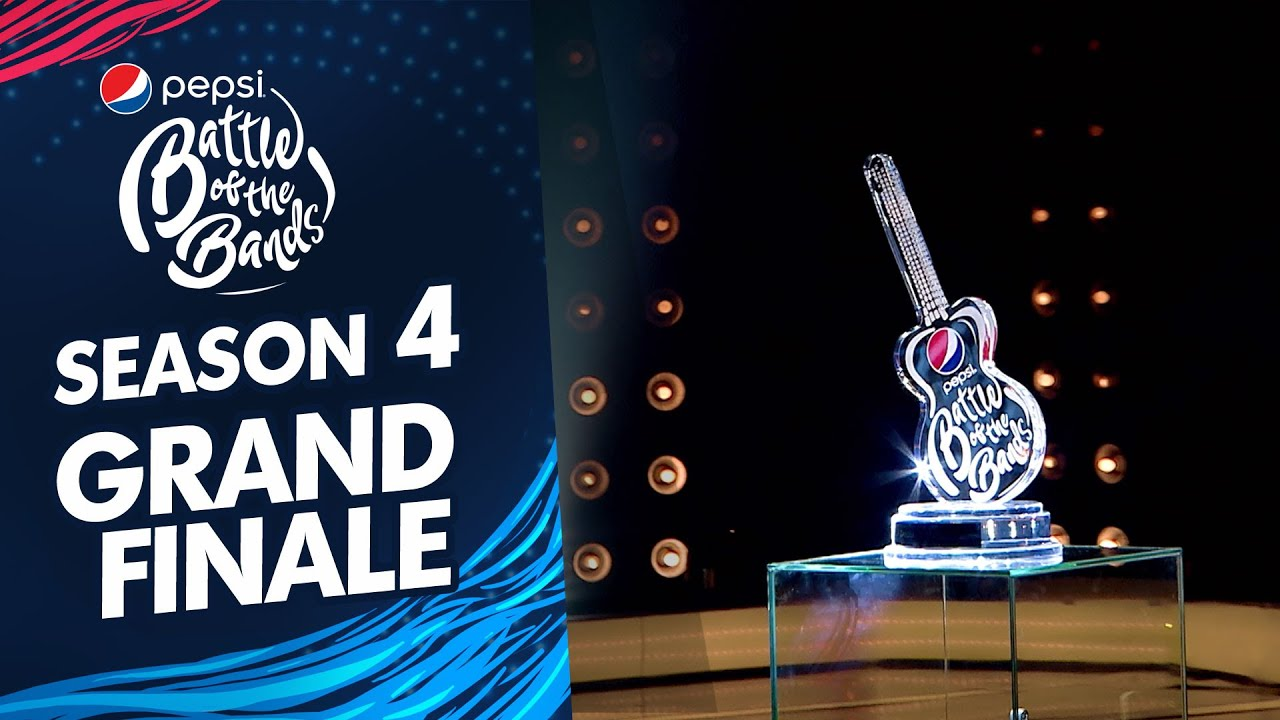 The Grand Finale (Episode 8) | Pepsi Battle of the Bands | Season 4