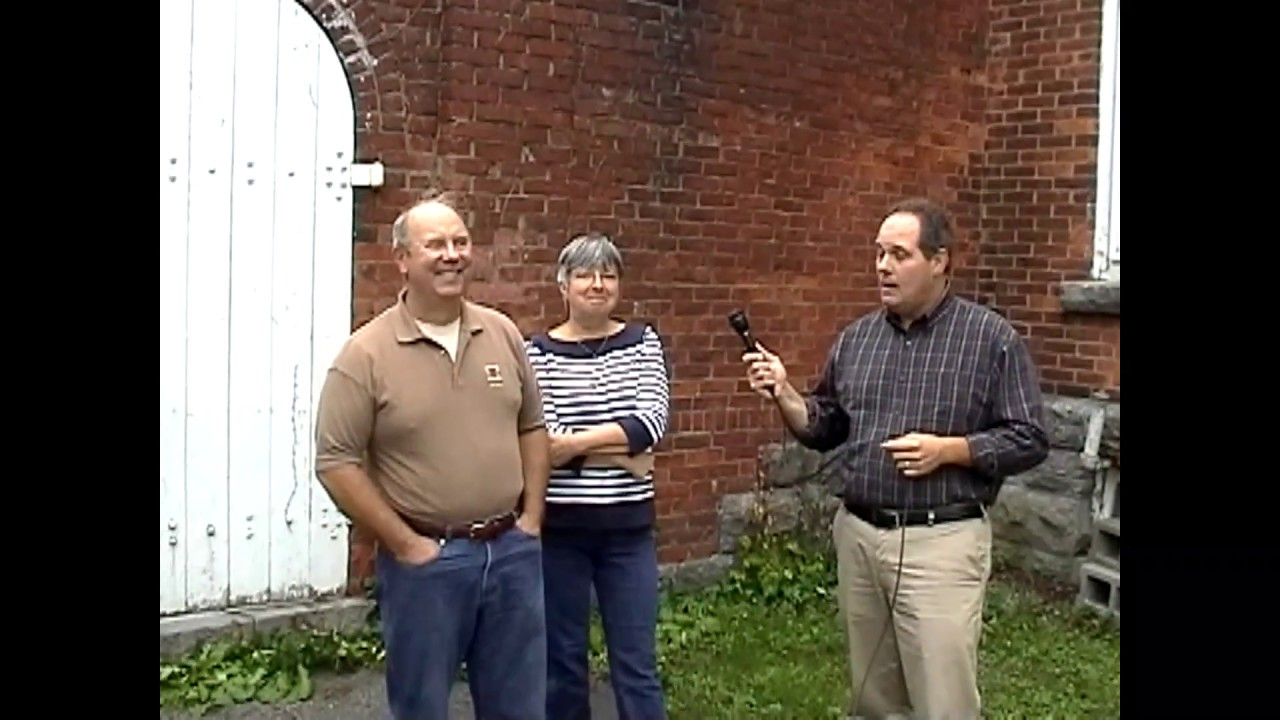 Talking Business - Former Cedar Hedge Nursing Home  9-18-12