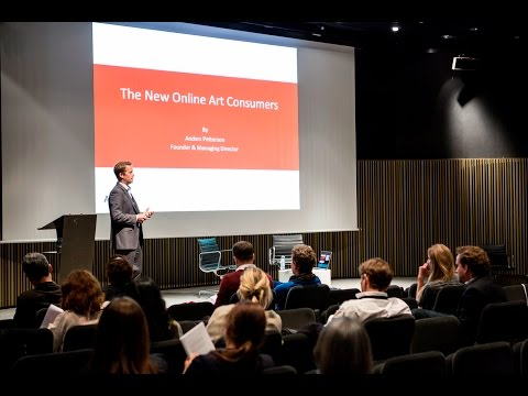 Anders Petterson: 'The New Online Art Consumers'. Talking Galleries Barcelona Symposium 2015