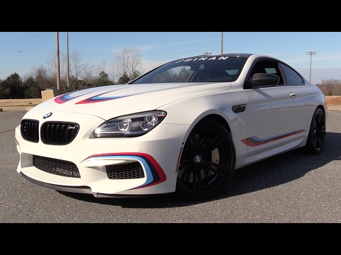 2016 BMW M6 Competition Edition (Dinan Stage 2): Road Test & In Depth Review