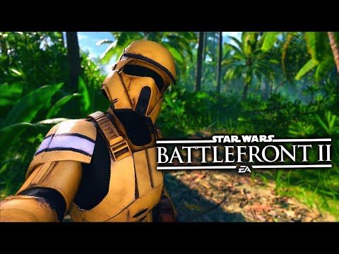 Star Wars Battlefront 2 - Funny Moments #49