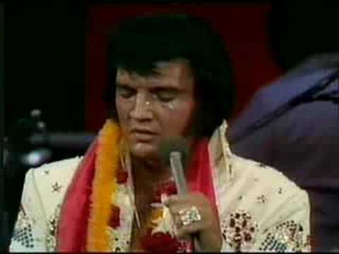 Elvis Presley - An American Trilogy {live}