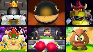 Mario Party: Island Tour VS Star Rush - All Boss Battle Minigames