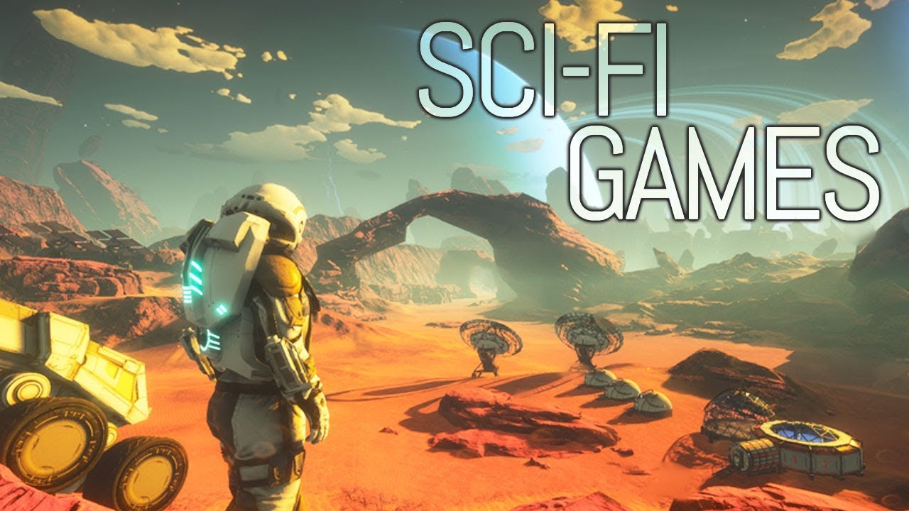 best online sci fi games