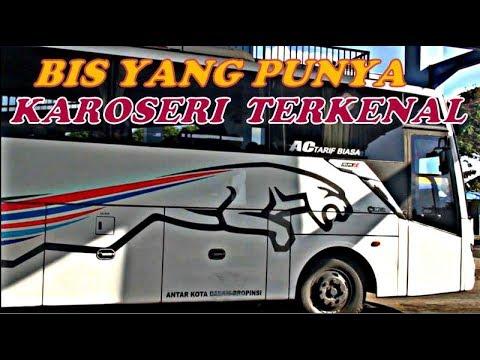 Salah Satu PO yg Punya KAROSERI TERNAMA di Indonesia