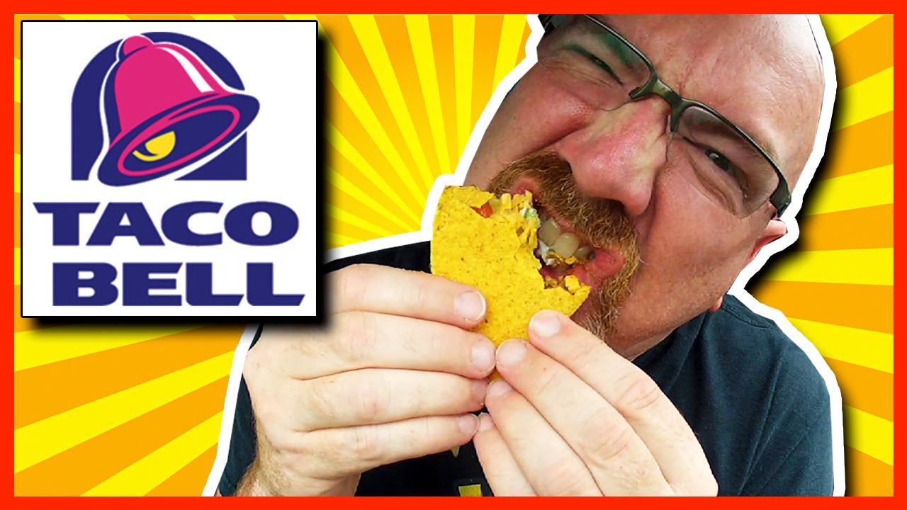 Taco Bell Doritos Locos Tacos Supreme Cool Ranch + Drive Thru Test
