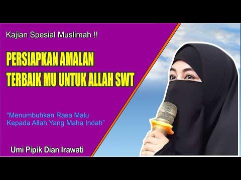 Menyentuh, Kajian Muslimah Terbaru Bersama Umi Pipik Dian Irawati