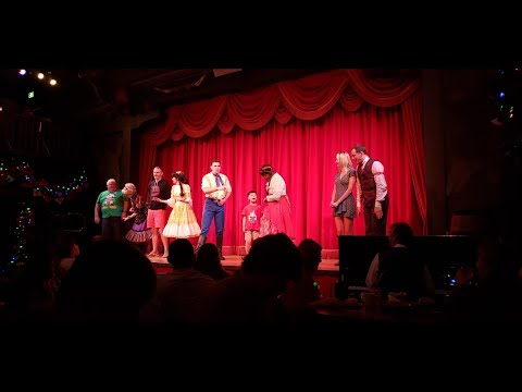 Hoop Dee Doo Review Holiday- Disney World-Ft. Wilderness Campground