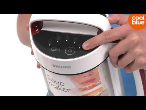 Philips HR2200 Soupmaker Productvideo (NL/BE)