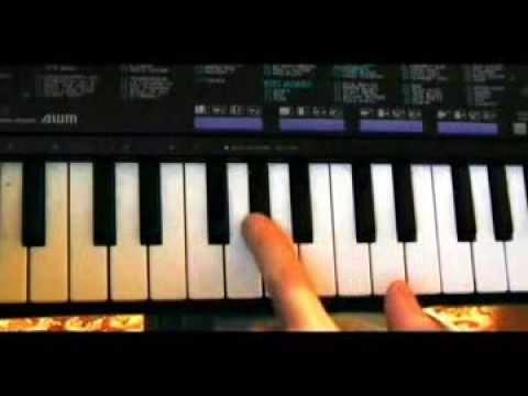 Как играть похоронный марш на пианино