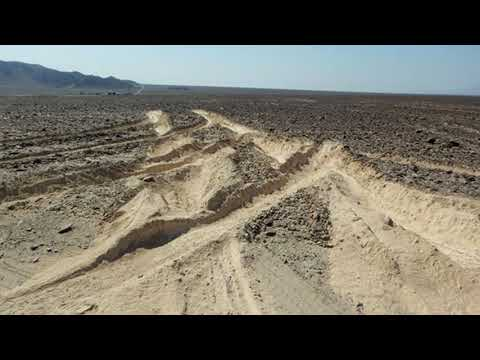 Peru News: Truck Driver arrested for damaging ancient Nazca Lines