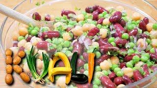 3 bean salad - Boat trip on the Spree - Superbooth '18 - kvalilog_4