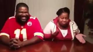 Битбокс батл отца и дочери!