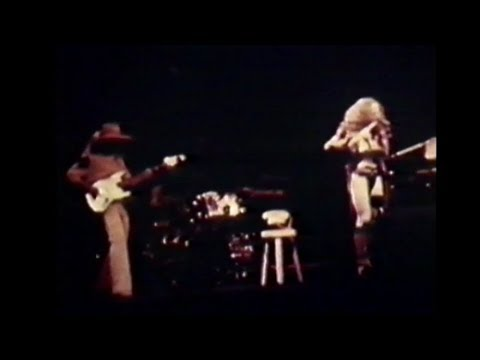 "Jethro Tull  Snippets From ""A Passion Play"" Tour USA. 1973"
