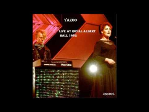 Yazoo, 1982 -  Live at the Royal Albert Hall