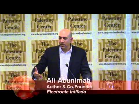 """Battle for Justice in Palestine"" with Ali Abunimah"