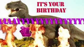 Happy Birthday funny song: part 3!!