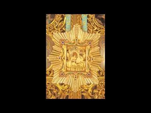 Хор братии Почаевской Лавры Тропарь пред Почаевской иконой Божией матери