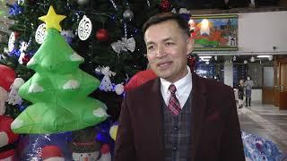 2021-01-19 г.Брест. «Рождественские вечера» от воспитанников студии«ОКеан» Новости на Буг-ТВ. #бугтв