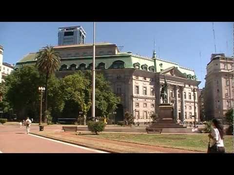 Buenos Aires City Tour Part 1 (Plaza de Mayo)