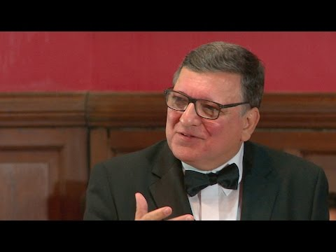 EU Debate | José Manuel Barroso | Proposition
