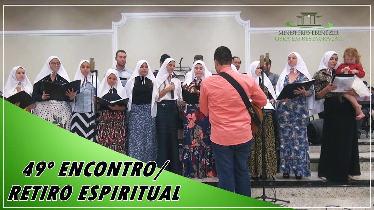 Castelo Forte - 49� Encontro Espiritual - Igreja em Novo Horizonte/SP