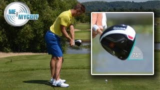 GOLF SWING FIX TO STOP YOUR SLICE