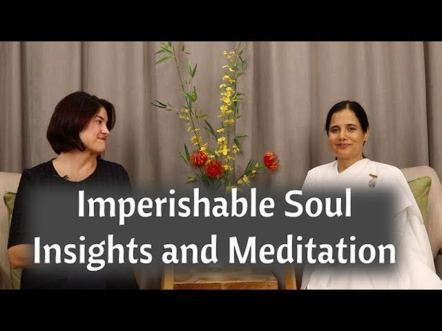 You are an Imperishable Soul Insights and Meditation - Soul Fitness Episode 60