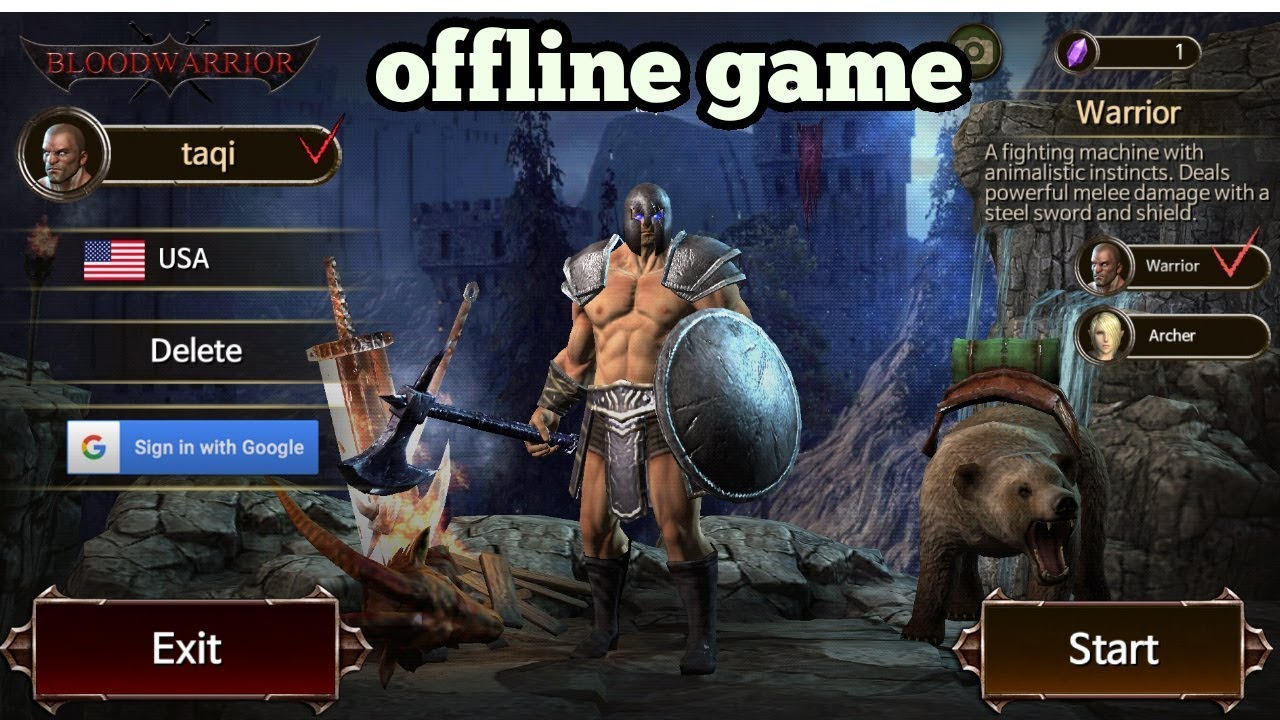 offline games for android free download