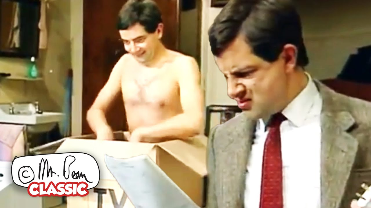 TV Problems | Mr Bean Full Episodes | Classic Mr Bean
